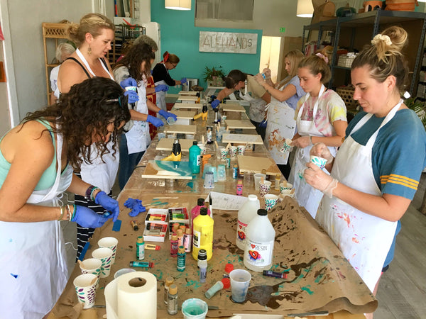 Santa cruz, monterey bay, south bay area adult art classes