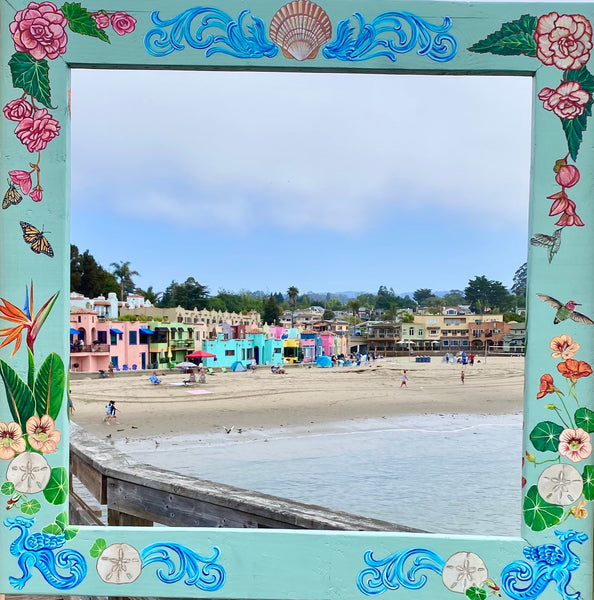 brittany costanzo outside the frame capitola california