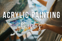 Introduction to Acrylic Painting online class