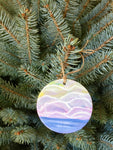 Cloudscape Ornament