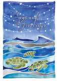 Festive Seas Holiday Card Set