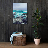 Tide Pools Canvas Print