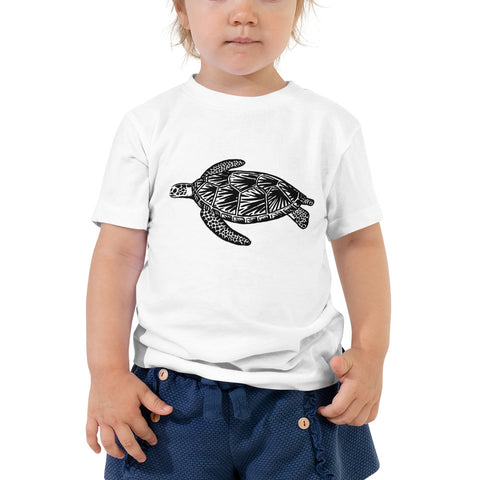 sea turtle toddler t shirt, kids tee
