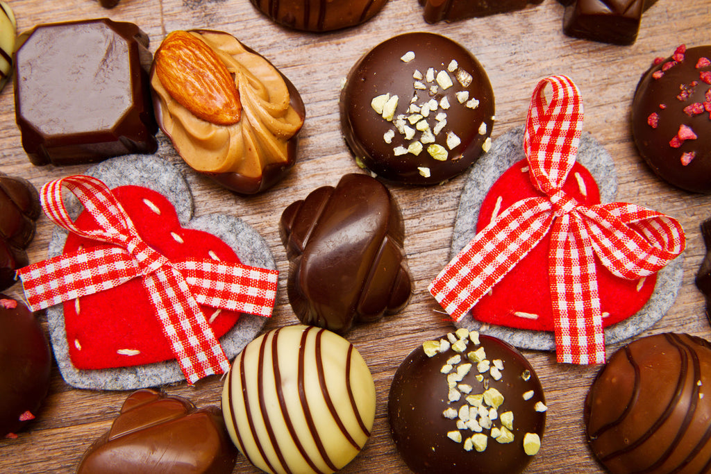 6 Ways to Fully Earn Your Valentine's Day Chocolates, Candy and Sweets
