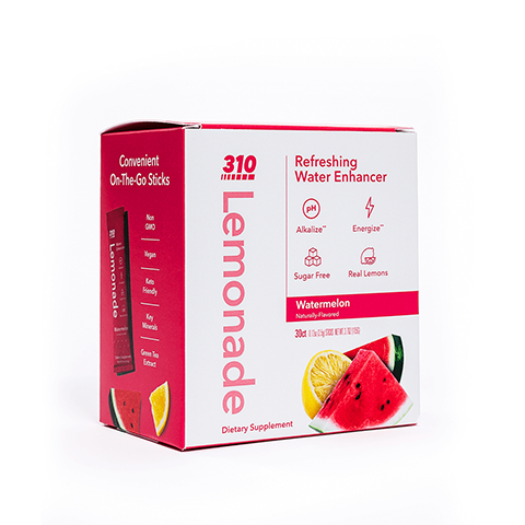 310 Nutrition - Lemonade Mixes