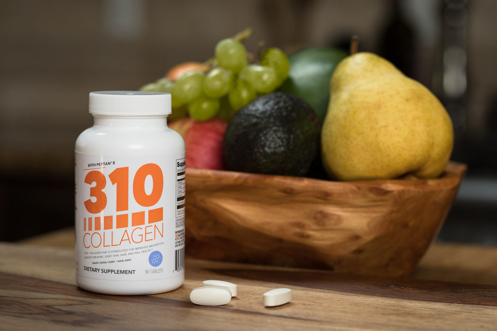 When you take 310 healthy supplements, it's easier to stay on track with health goals.