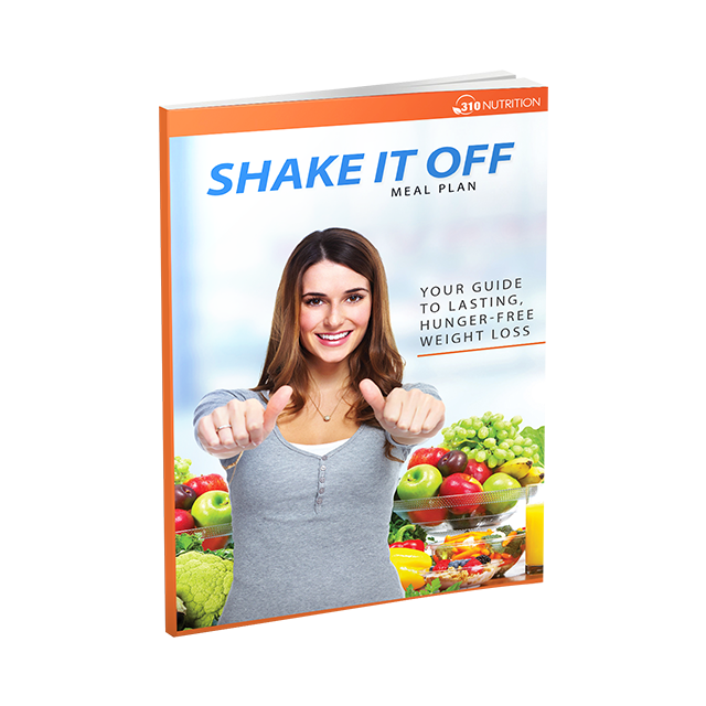 310 Shake it off Meal Plan E-Book