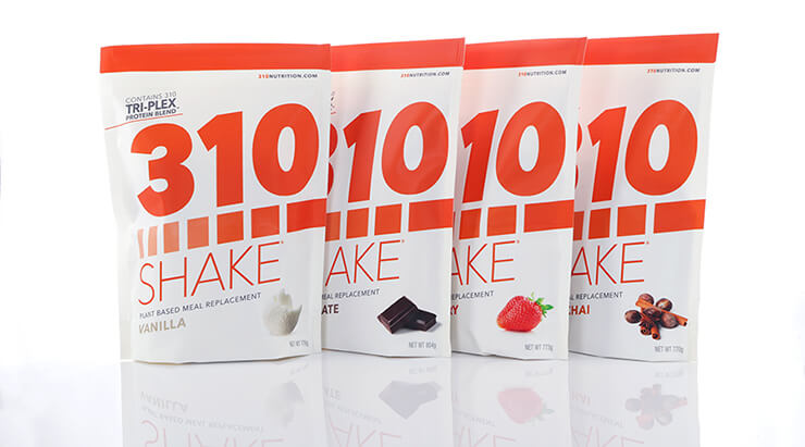 310 Meal Replacement Shakes