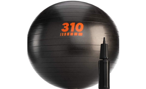 310 nutrition yoga ball with pump