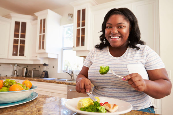 eating different ratios of nutrients can help your body push past a weight loss plateau