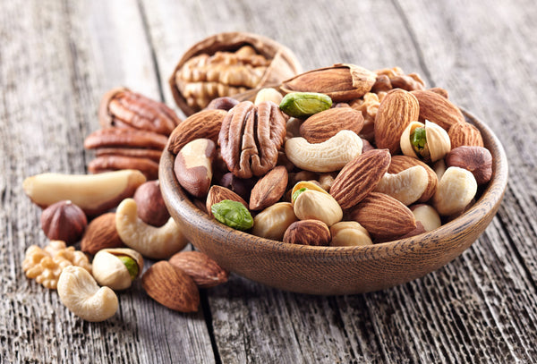 nuts are keto friendly