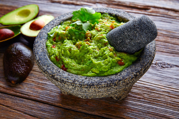 homemade guacamole over store bought is a healthy alternative for summer bbqs