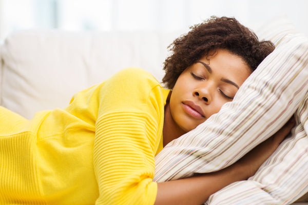 getting enough sleep helps people lose weight