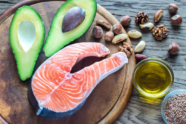 healthy fats help balance your hormones naturally