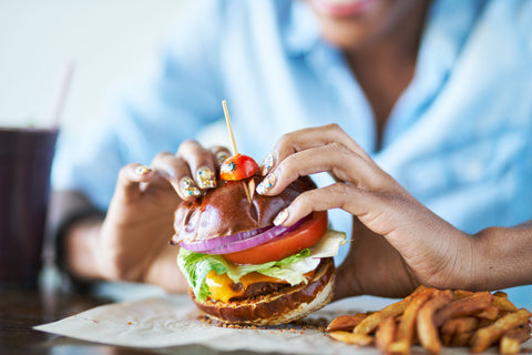 cheeseburger health myth