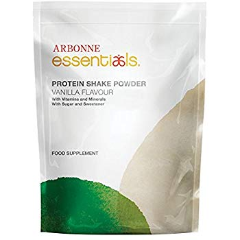 Arbonne Shakes are high in sugar but don't contain artificial sweeteners.