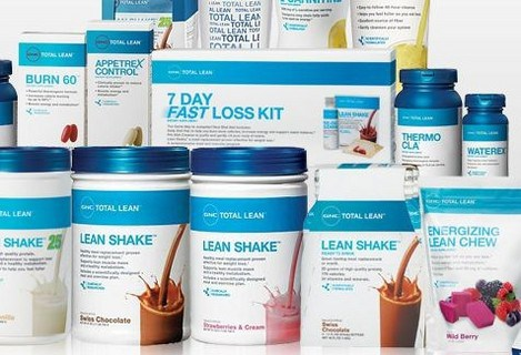 GNC lean shake offers a variety of flavor options.
