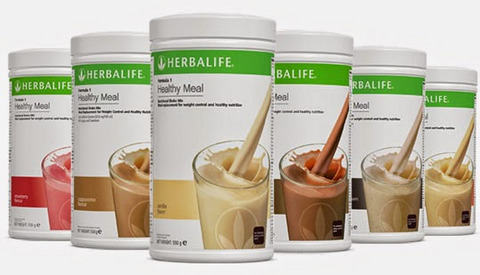 Comparison Of 310 Shakes Vs Herbalife Shakes 310 Nutrition