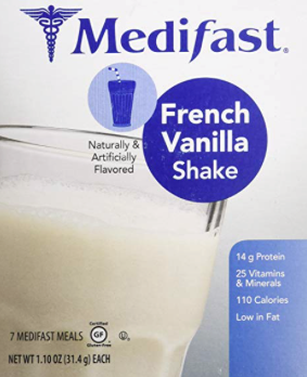 Medifast Shakes are meal options in the Medifast Diet Plans.