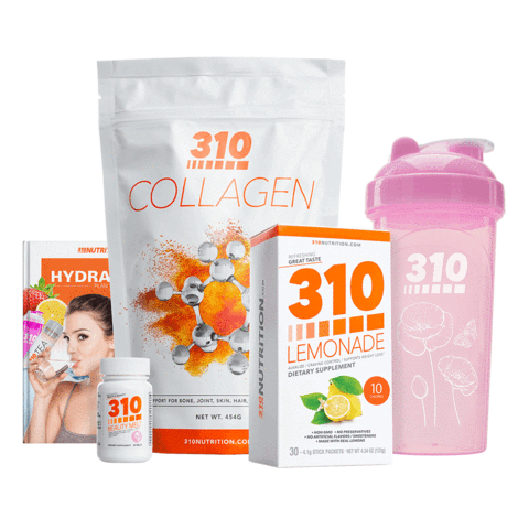 310 beauty bundle contains collagen