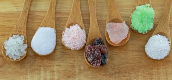 Commercial & Natural Salts