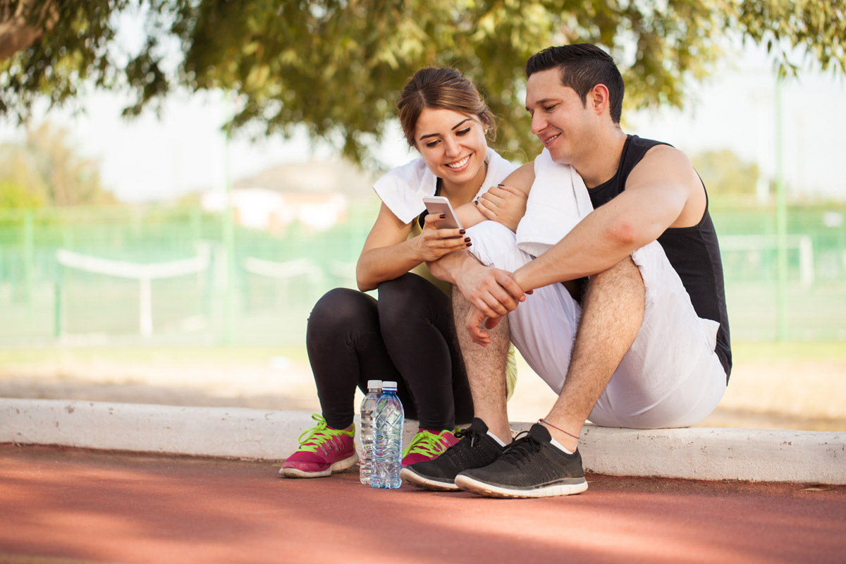 best fitness apps Couple