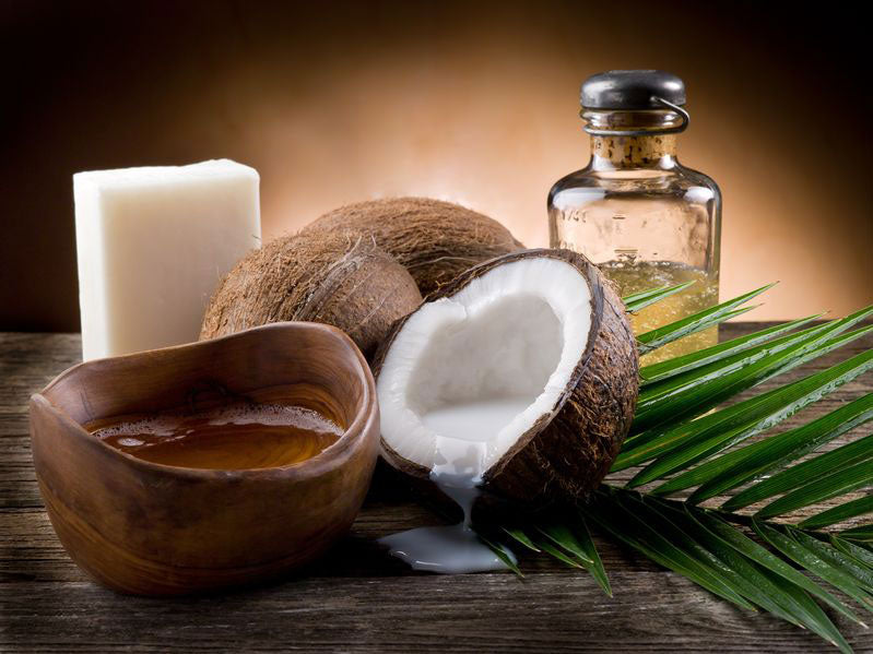 coconut oil benefit - 310 Nutrition