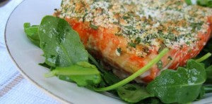 Simple-Herb-Crusted-Salmon