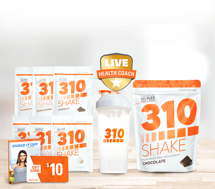 310 Nutrition - Chocolate Shake