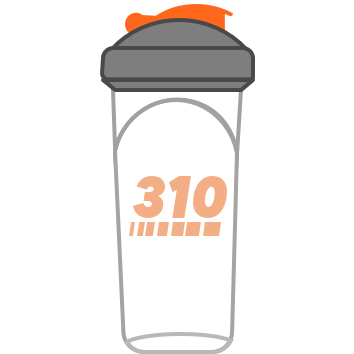 310 Nutrition - 28oz Shaker Cup