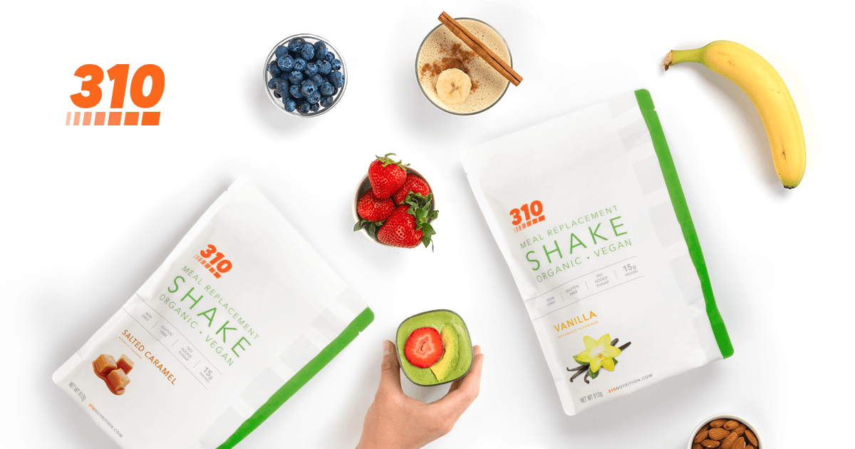 310 Nutrition Diet Weight Loss And Meal Replacement Shakes