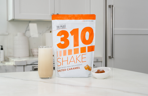 310 salted caramel and shake
