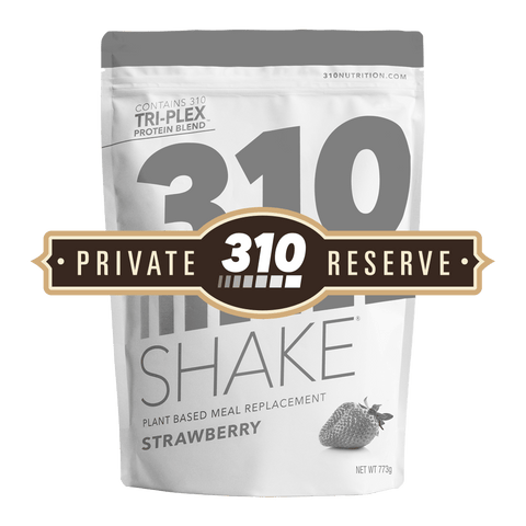 310 Nutrition Strawberry Shake, Meal Replacement Shake