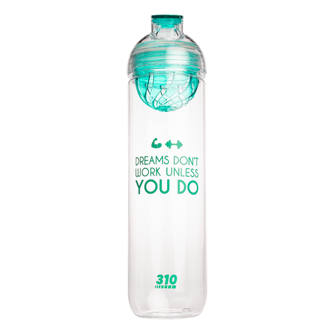 310 Nutrition Mega Water Bottle 40 oz.