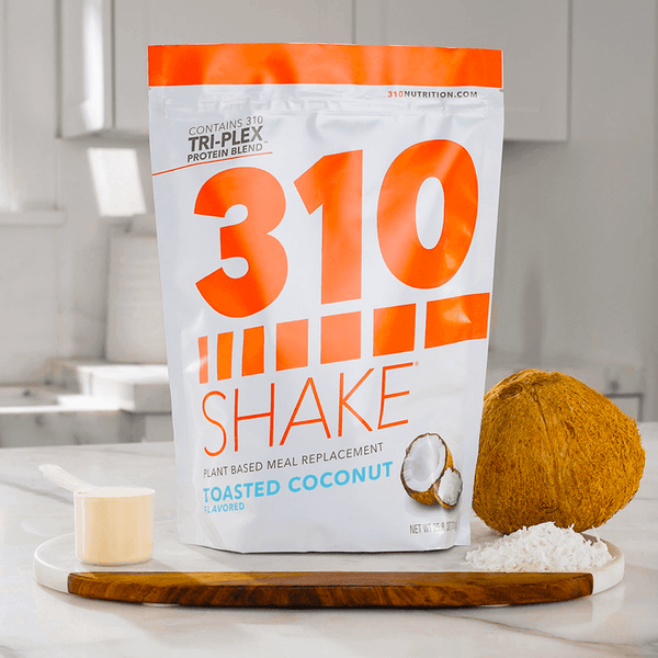 310 Shake Toasted Coconut