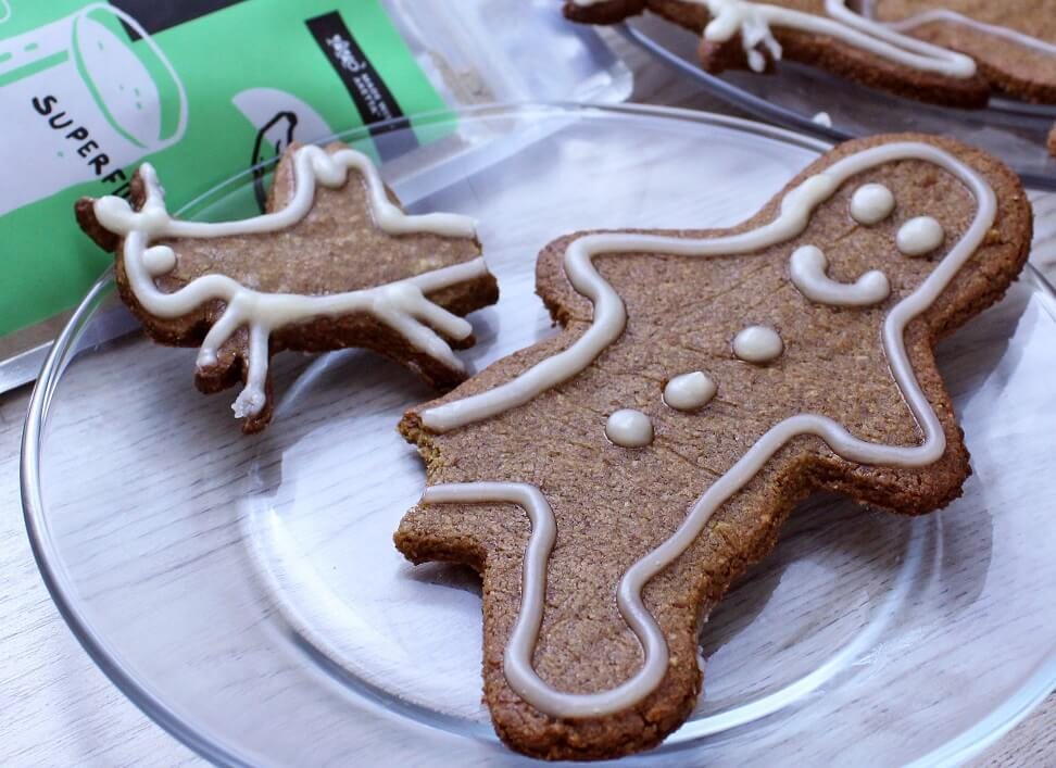Cricket Gingerbread Cookies