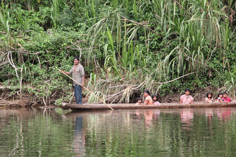 Blog Entry The Tsimane Tribe