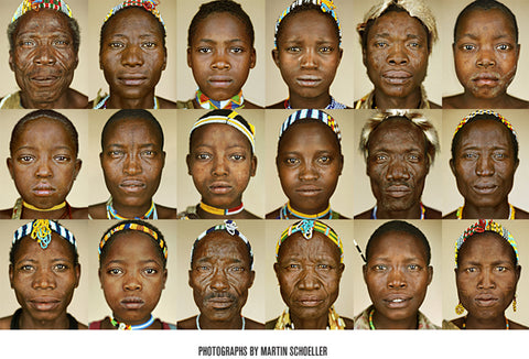 The Hadza People by Martin Schoeller