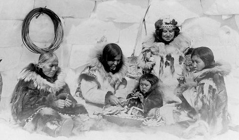 Blog Entry-Image of The Inuit Tribe