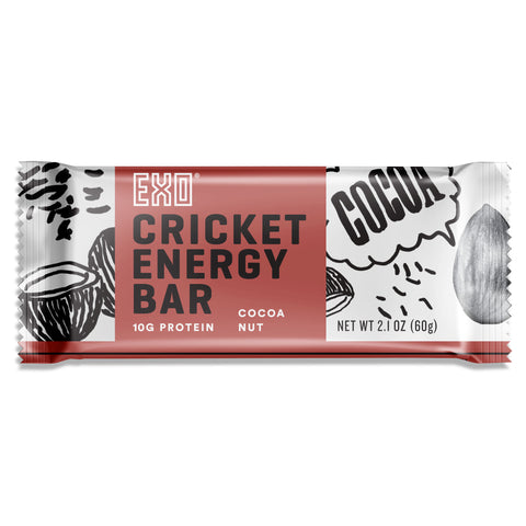 Cocoa Nut Energy Bars (12 Count)