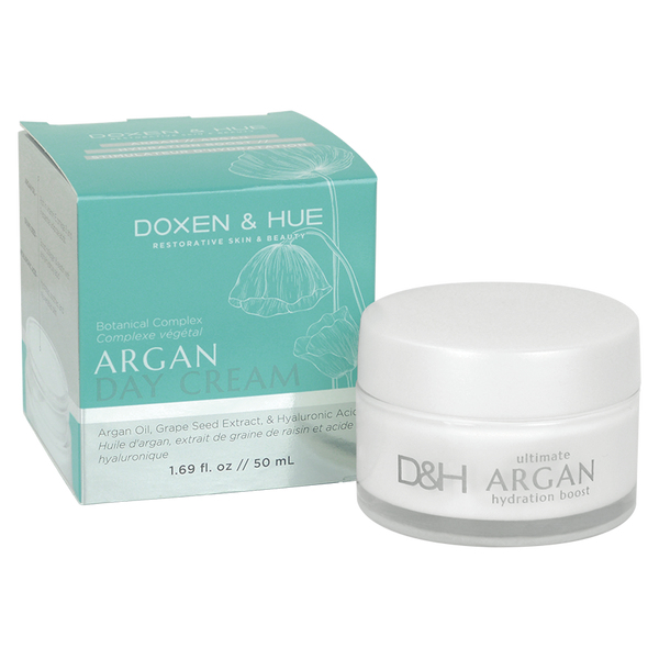 Doxen & Hue Argan Day Cream