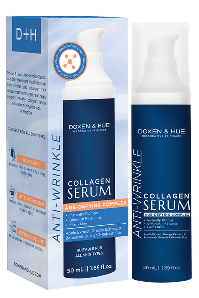 Doxen & Hue Collagen Serum