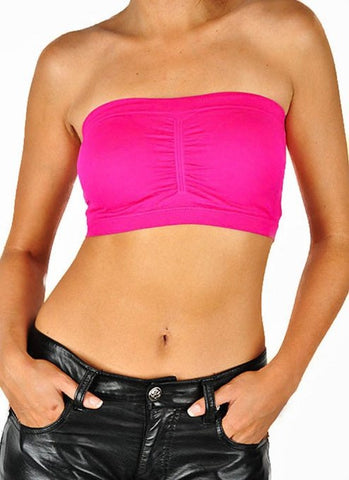 Bandeau Top - Undergarments - The Sassy South Boutique