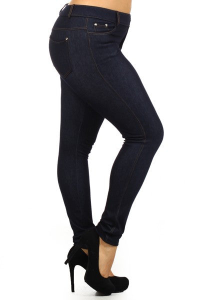 Sassy Jeggings - Jeggings - The Sassy South Boutique