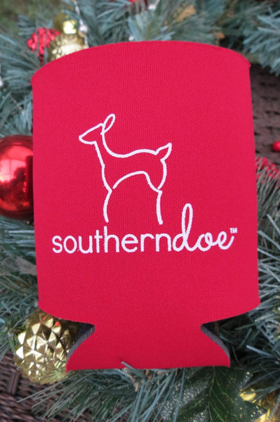 Fun Holiday Koozies - Koozie - The Sassy South Boutique