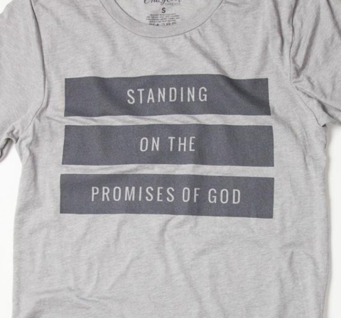 Standing on the Promises Tee