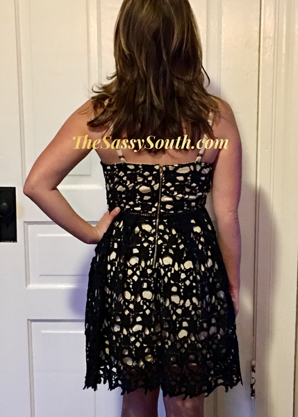Take Me to the Party Dress - Dress - The Sassy South Boutique