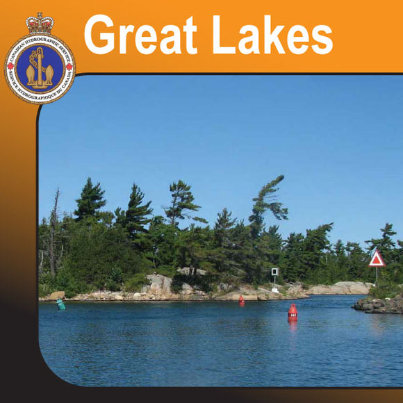 Canadian Charts for the Great Lakes