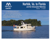 Captain's-Nautical-Supplies-MapTech-ChartKit-Region6-Norfolk-Virginia-Florida-Intracoastal-Waterway-P1