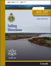 Sailing Directions ATL107E: Saint John River